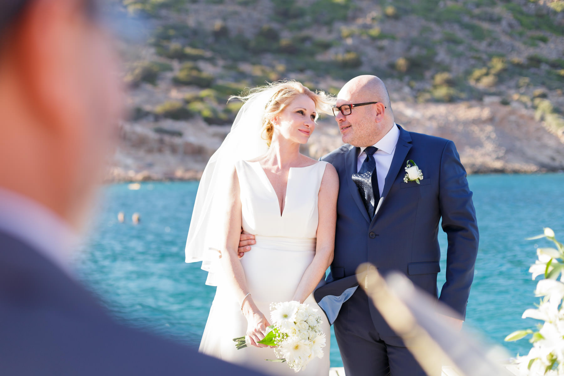 wedding Agios Nikolaos Crete b