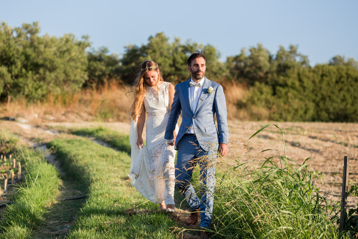outdoor portraits in Crete