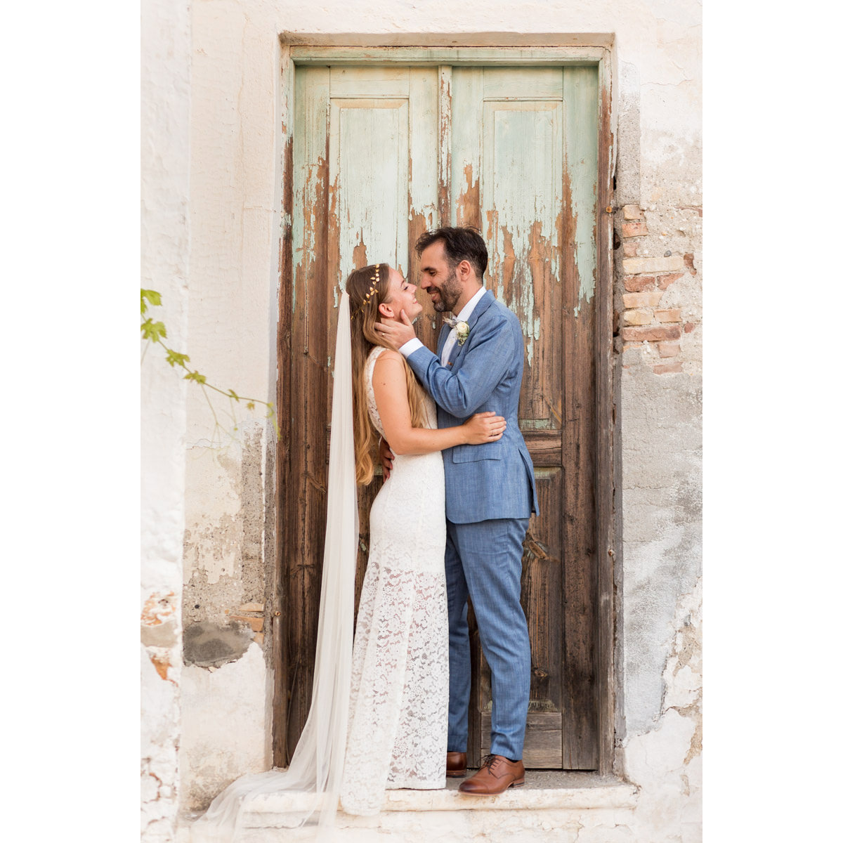 wedding photo-shoot in Crete
