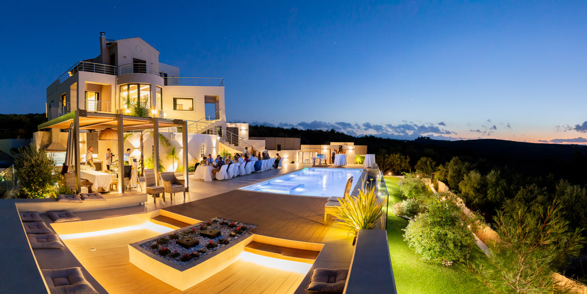 Crete wedding venue