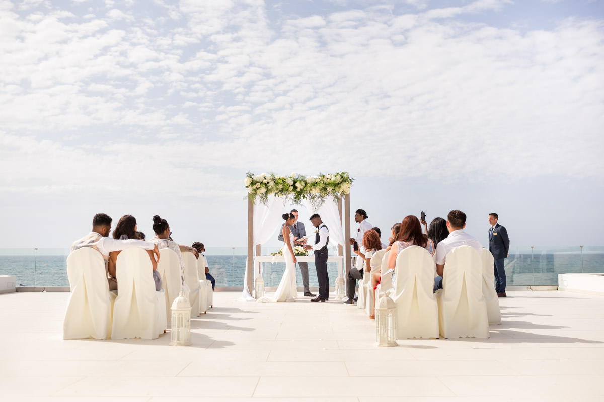 wedding at Grecotel white palace in Crete