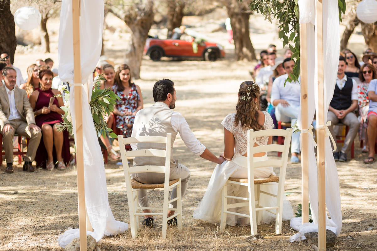 ceremony venue South Crete