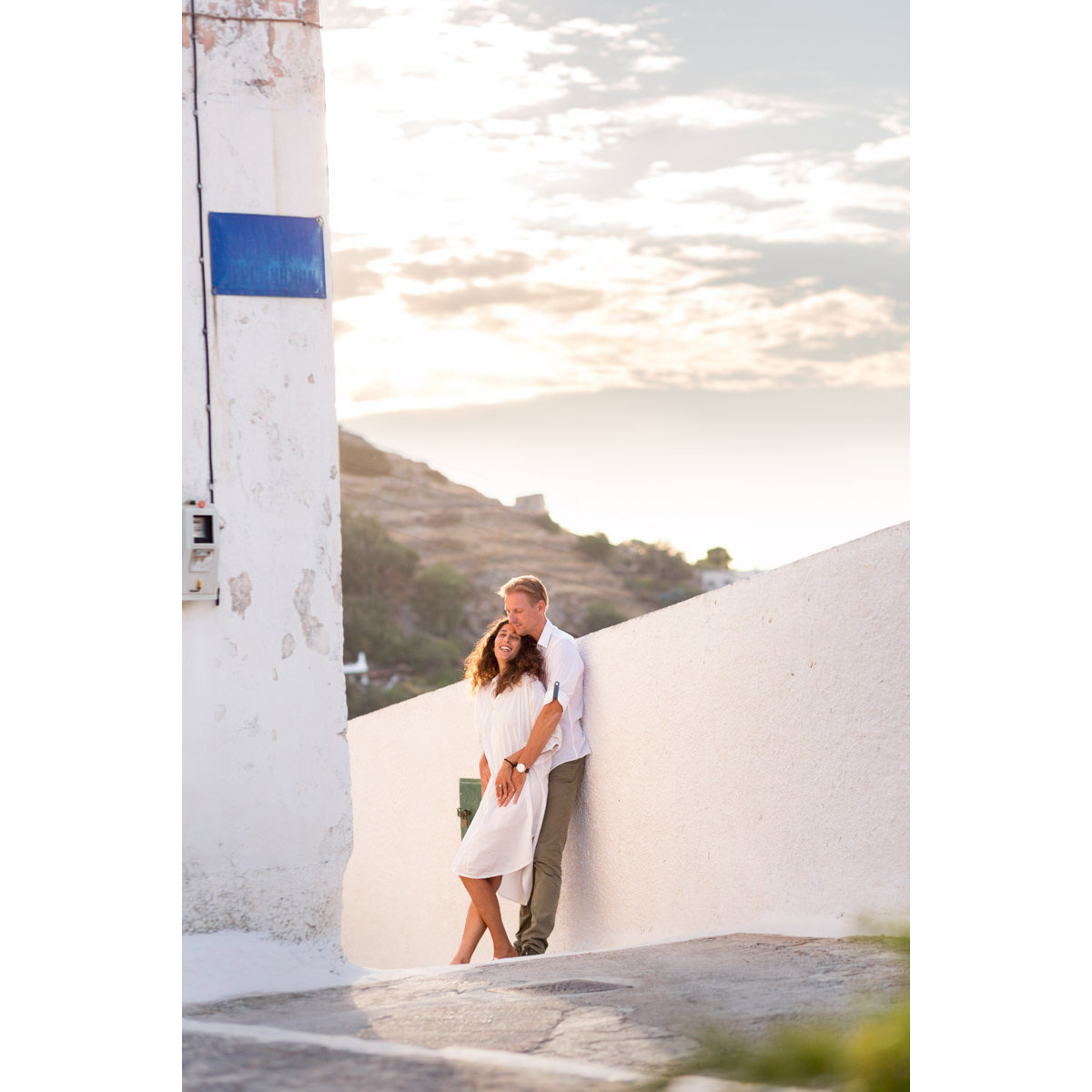 Greece wedding photoshoot