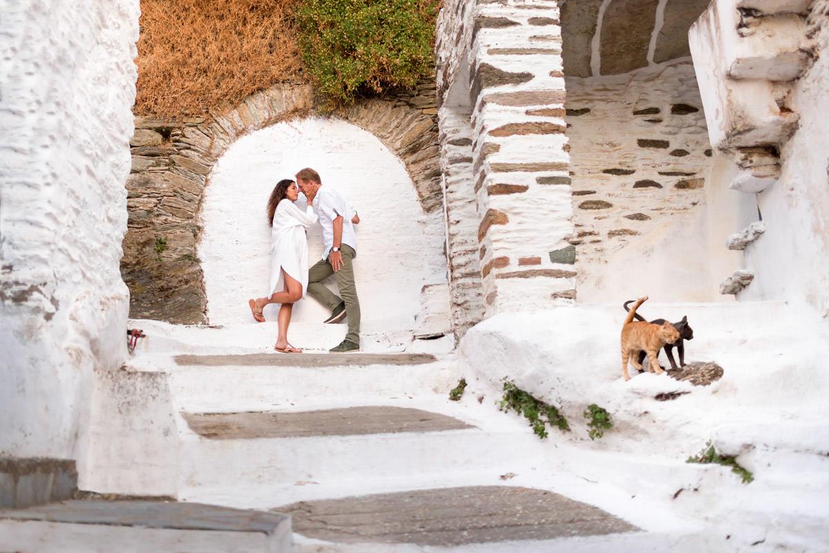 photo in Kea, Greece