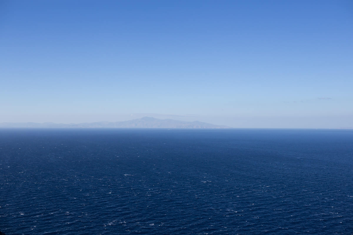sea view in Greece - greek island