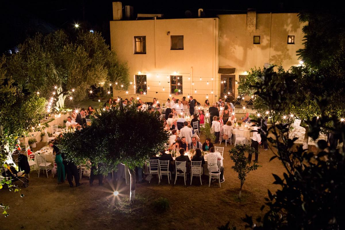 wedding venue in Greece