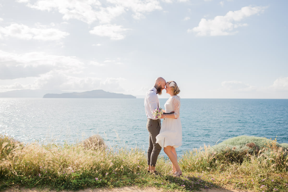 wedding portraits in Chania