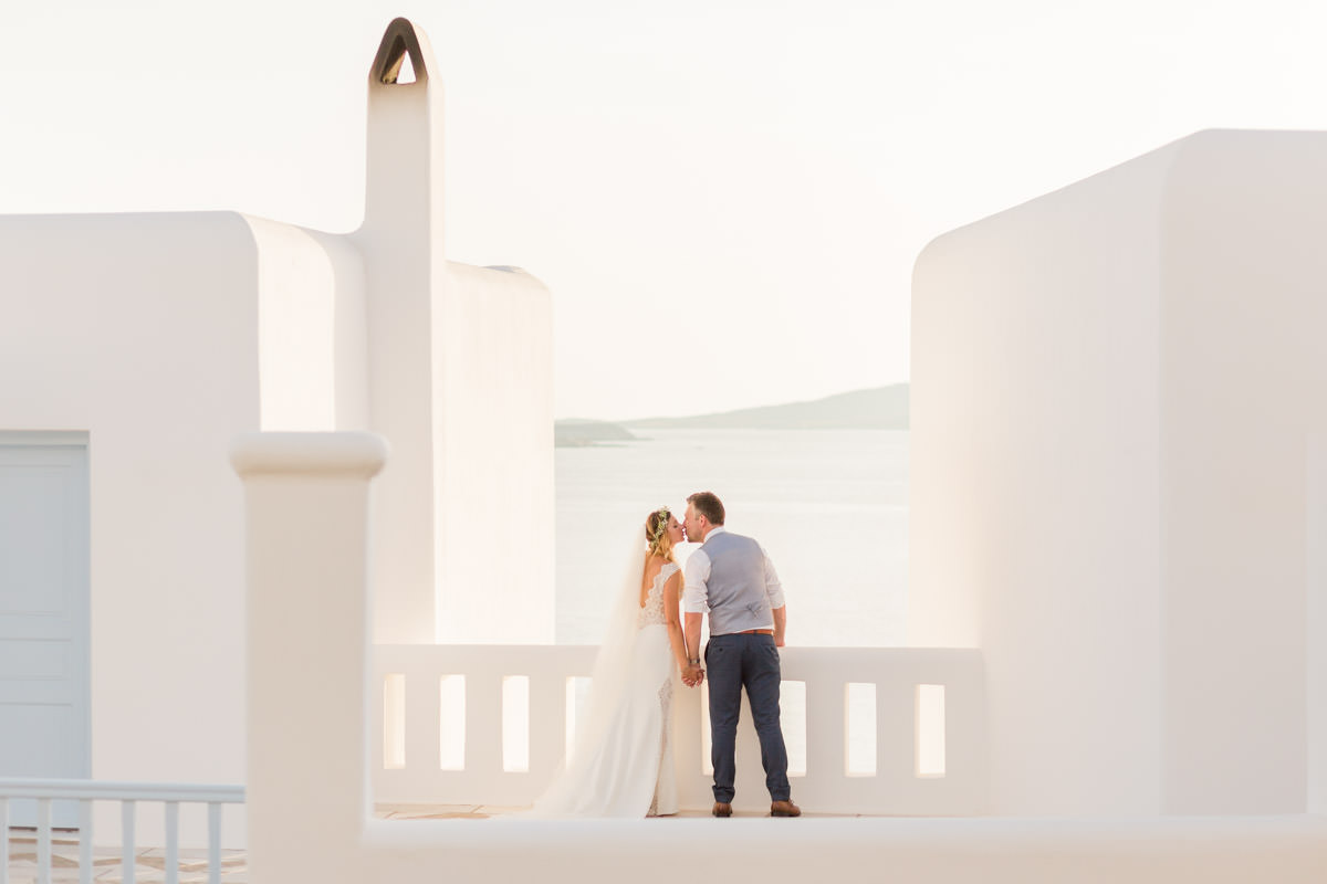 wedding venues in Mykonos