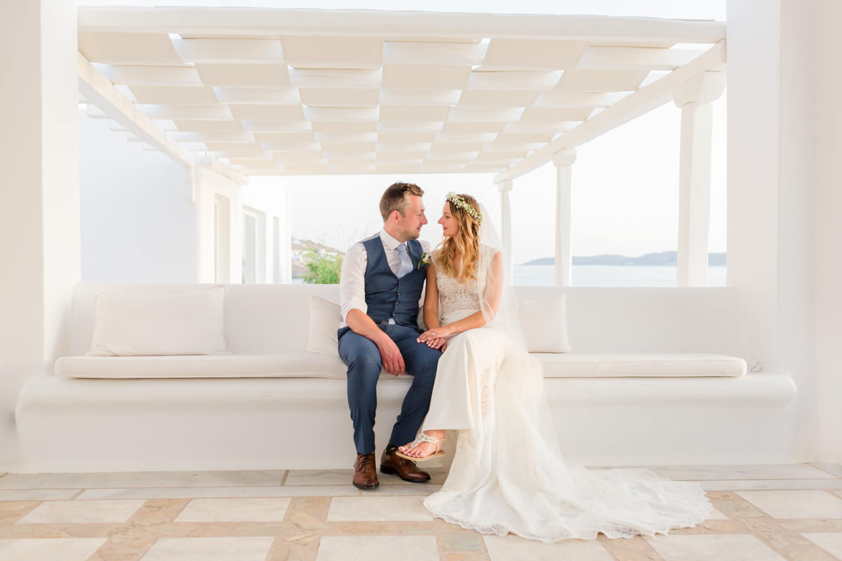 Mykonos wedding hotel