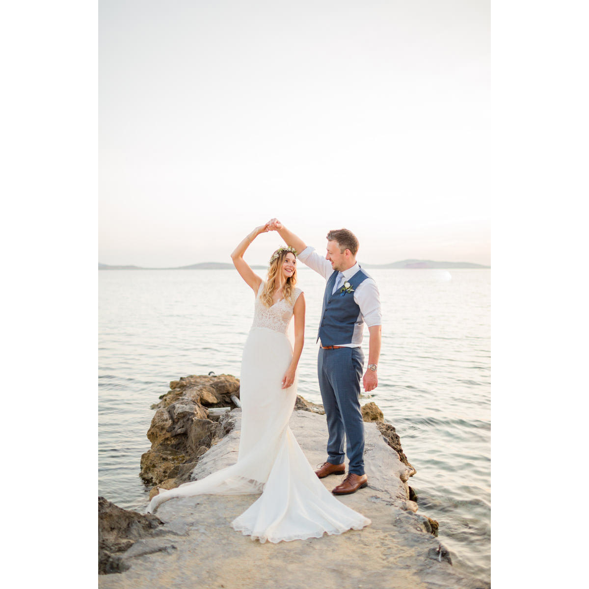 wedding photography in Mykonos